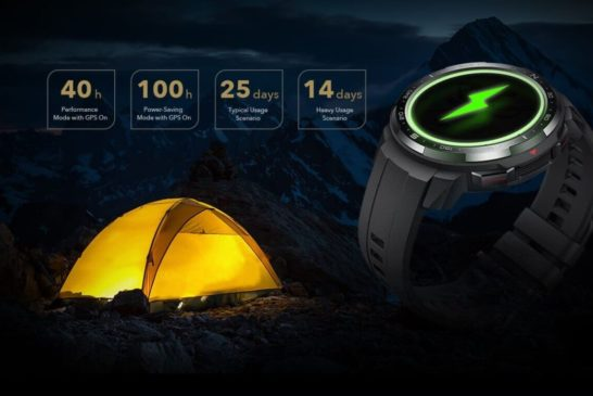 HONOR Watch GS PRO Camping